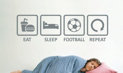 Eat sleep football falmatrica 2.