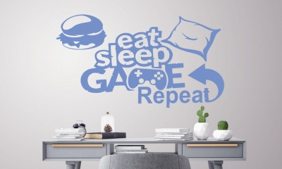 Eat, sleep, game falmatrica 4.