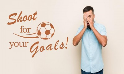 Shoot for your goals falmatrica